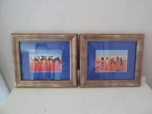 2 Judith Prosser framed prints. $30 for both. Bedford Bayswater Area Preview