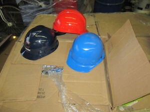 BRAND NEW SAFETY HARD HATS, HELMETS FOR SALE WE SELL WHOLESALE