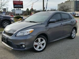 2014 Toyota Matrix Sport 5spd
