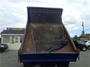 2008 Hino 185 - Dump Box