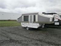 2009 FOREST RIVER ROCKWOOD 8' TENT TRAILER! 1400 LBS! $3995!