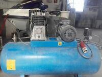 Abac compressor 4hp 200l