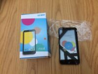 """Mobile Alcatel Pixi 4 5"""" Brand New Boxed and Never Used"""