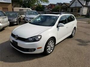 2014 Volkswagen Golf Wagon Highline IN MINT CONDITION ON SPECIAL