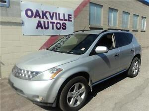 2007 Nissan Murano SL-LEATHER-BACK UP CAMERA