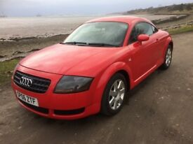 Stunning Audi TT Turbo, very good condition, low mileage