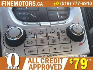 2012 CHEVROLET EQUINOX LS * EXTRA CLEAN * LOW KM * LOANS FOR ALL London Ontario image 14