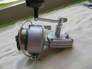 RARE HEAVY DUTY FORESTER CS-85 REEL MADE IN JAPAN & RAPALA KNIFE Kitchener / Waterloo Kitchener Area image 7