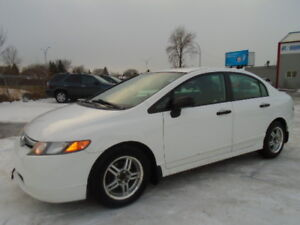 2008 Honda Civic SPORT-ONE OWNER-CLEAN CARPROOF-ONLY 83K
