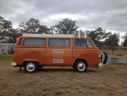 1976 KOMBI Campervan Arcadia Townsville City Preview