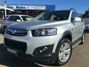 2014 Holden Captiva CG MY14 7 LT (AWD) Silver 6 Speed Automatic Wagon Blacktown Blacktown Area Preview