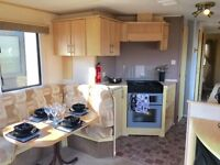 CHEAP STATIC CARAVAN BY THE SEA SITE FEES INCLUDED NEAR GREAT YARMOUTH, NORFOLK , NOT ESSEX
