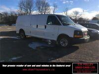2013 GMC Savana Cargo Van City of Halifax Halifax Preview