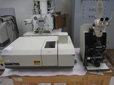 Perkin Elmer 1760-X FTIR w Microscope w Olympus SZ-PT & Melles Griot Laser 3222H