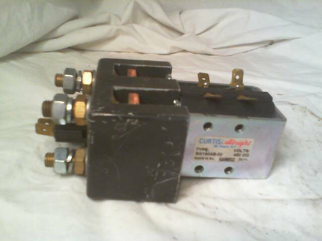 Curtis Albright SW190AB-52 48V Contactor - New No Box