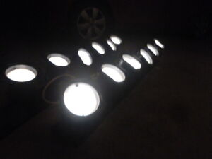 Twelve ACL Stage Lights, great for visuals $100 OBO