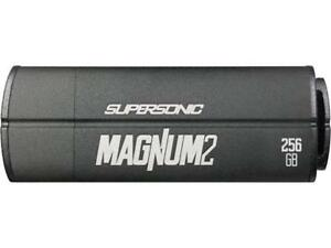 Patriot Memory 256GB Supersonic Magnum 2 USB 3.0 Flash Drive, Speed Up to 400MB/
