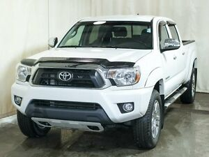 2013 Toyota Tacoma Limited V6 4WD Double-Cab w/ Navigation, Leat