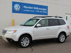 2013 Subaru Forester 2.5X Limited Package 4dr All-wheel Drive