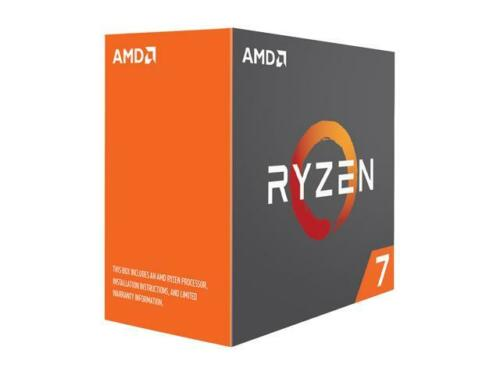 AMD RYZEN 7 1700X 8-Core 3.4 GHz (3.8 GHz Turbo) Socket AM4 Desktop Processor 1
