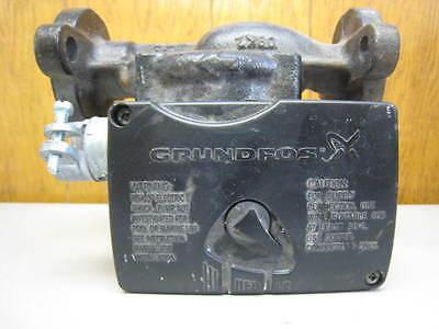 Grundfos 3-Speed Circulator Pump UPS15-58FC