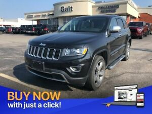 2015 Jeep Grand Cherokee LIMITED 4X4 | NAV LEATHER UCONNECT