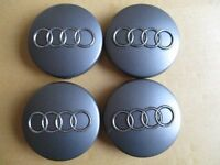 Genuine Audi Centre Caps