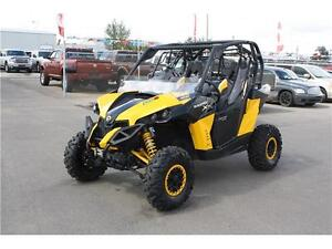 2013 Can AM Maverick 1000 4x4 Low Mileage !!