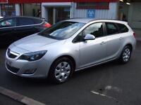 Vauxhall/Opel Astra 1.7CDTi 16v 110ps ecoFLEX s/s Exclusiv Car Diesel Estate