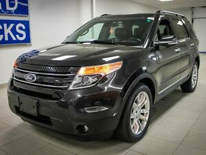 2013 Ford Explorer Limited 4wd, 3,5L V6, Trailer Tow Package, NA
