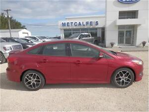 2015 Ford Focus SE Sport only 240 KM Brand New