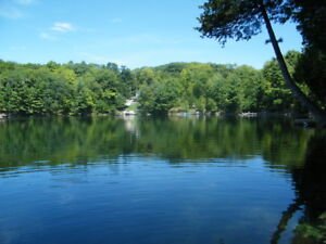 0.95 acre lot 100` on Devil Lake S of Westport N of Kingston