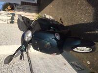 Piaggo Vespa ET4 125cc