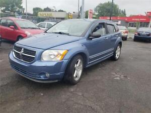 BELLE DODGE CALIBER 2007 R/T AWD AUTOMATIC A/C GRPE ELECT