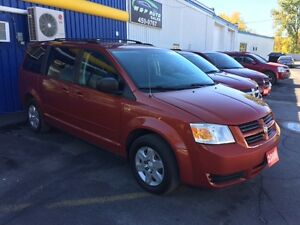 "2008 DODGE GRAND CARAVAN SE ""STOW AND GO"""