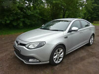 MG MG6 1.8 TCi GT S 5dr / 2011/ 61 Reg / Silver / 1 Owner Vehicle / Towbar