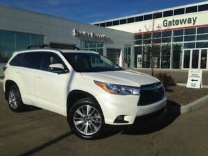 2016 Toyota Highlander XLE, Leather, Moonroof, Nav