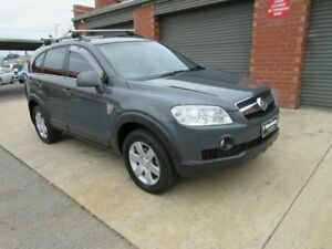 2009 Holden Captiva CG MY09 CX (4x4) Grey Mica 5 Speed Automatic Wagon Gilles Plains Port Adelaide Area Preview