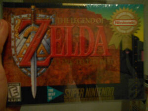 Mint Condition Zelda Links Awakening