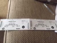 Nashville concert tickets half-price for 18th April Manchester Arena