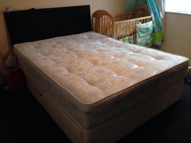 King Size Divan Bed