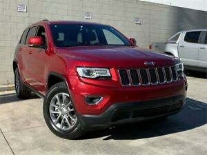2016 Jeep Grand Cherokee WK MY15 Laredo Deep Cherry Red 8 Speed Sports Automatic Wagon Blacktown Blacktown Area Preview