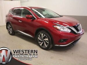 2017 Nissan Murano Platinum AWD - NEW 2017.5 CLEAR OUT