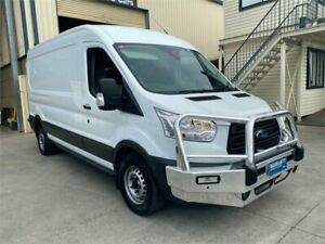 2015 Ford Transit VO 350L (Mid Roof) White 6 Speed Manual Van Greystanes Parramatta Area Preview