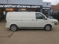 2006 Volkswagen Transporter T30 1.9TDi 104ps LWB *No VAT*Alloys* Diesel white Ma