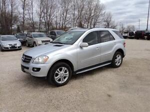 2008 Meredes Benz ML350 4Matic AWD Local SUV
