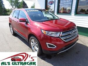 2016 Ford Edge SEL AWD w/ all options only $296 bi-weekly all in