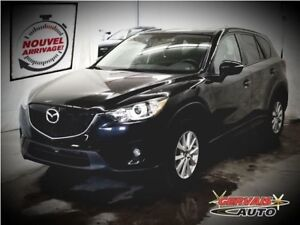 Mazda CX-5 GS AWD GPS Toit Ouvrant MAGS 2015