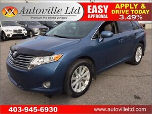 2011 Toyota Venza LEATHER, BACK-UP CAMERA, MOON ROOF