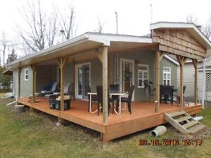 SUMMER RENTAL BEAUTIFUL COTTAGE, sleeps 7 Quite TURKEY POINT